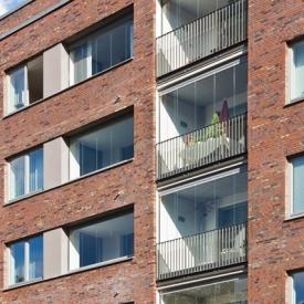 Exkluzív erkély beépítések, erkély üvegezések