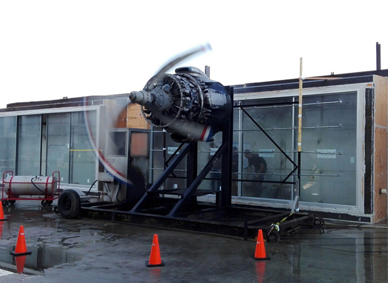 Télikert gyártó Solarlux hurrikán teszt