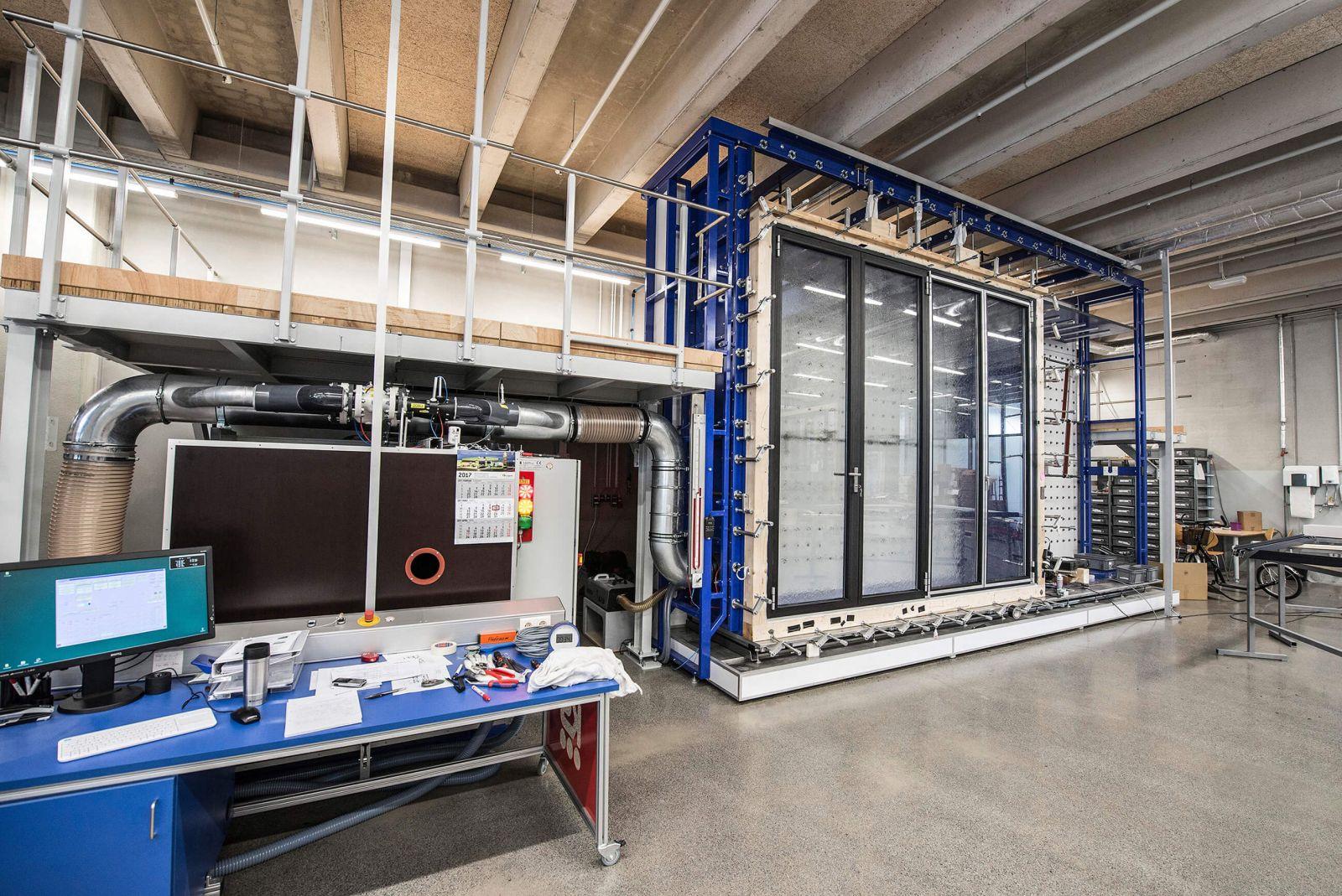 Télikert gyártó Solarlux tesztüzem